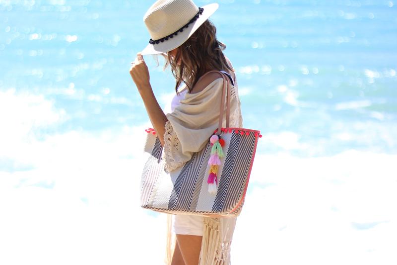 Beach tote, Beach bag, Summer bag, Summer tote, Summer accessories ...